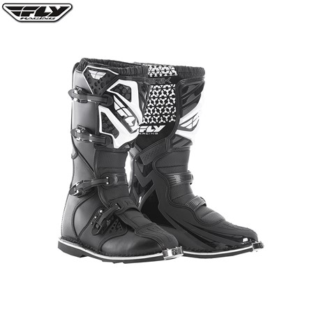 Fly 2016 Maverik Youth Boot Black (Sizes US Y10-Y13)