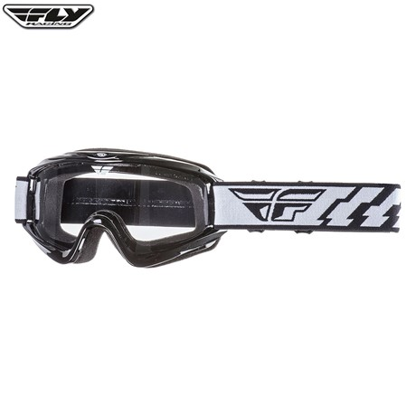 Fly 2016 Focus Goggle Adult (Black) Clear Lens
