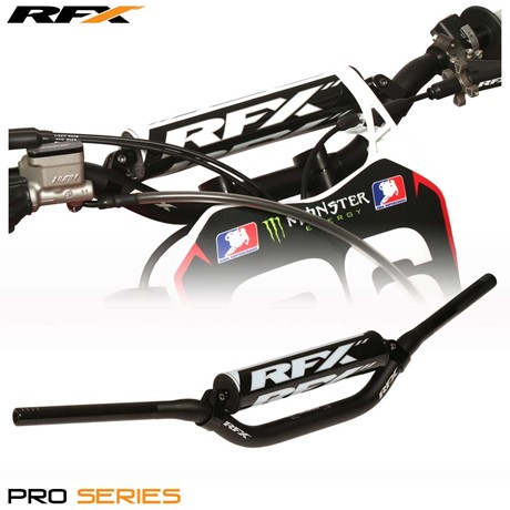 RFX Pro Series F8 Taper Bar 28.6mm RC Bend