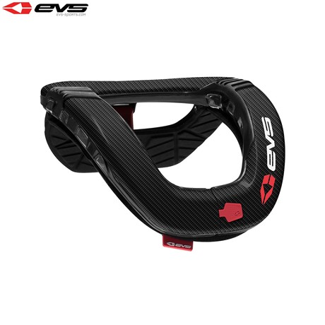 EVS R4 Pro Carbon Neck Protector (Carbon/Black) Youth