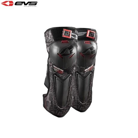 EVS SC06 Knee Guards Youth (Black) Pair Size Youth