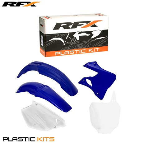 RFX Plastic Kit Yamaha (OEM) YZ125-250 96-01 (5 Pc Kit)