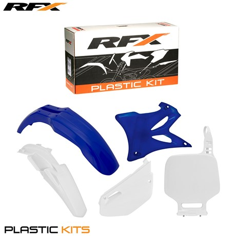 RFX Plastic Kit Yamaha (OEM) YZ85 02-14 (5 Pc Kit)