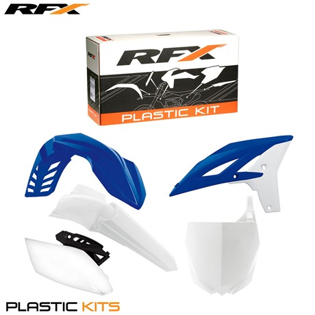 RFX Plastic Kit Yamaha (OEM) YZF250 10-13 (4 Pc Kit)