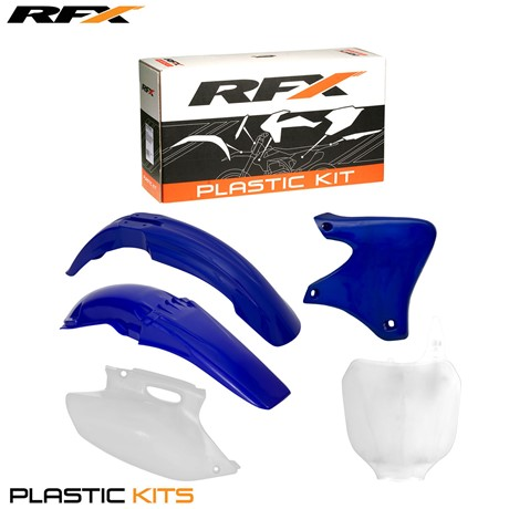 RFX Plastic Kit Yamaha (OEM) YZF250-400-426 00-02 (5 Pc Kit)