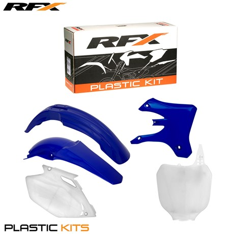 RFX Plastic Kit Yamaha (OEM) YZF250-450 03-05 (5 Pc Kit)