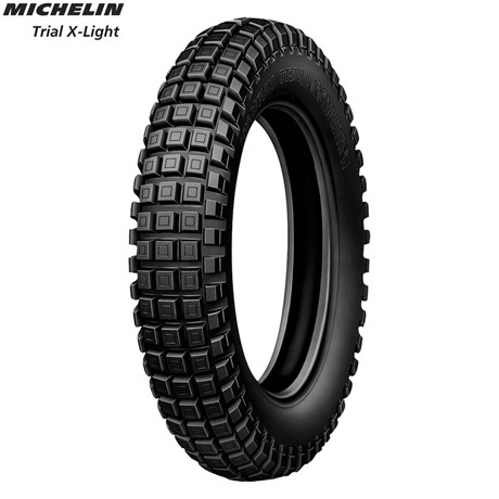 Michelin Rear Tyre Trial XL Comp (Trial Light) Size 120/100-18